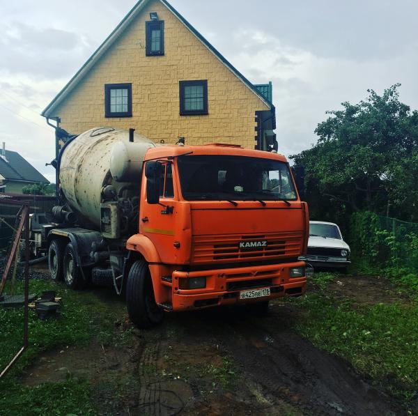доставка бетона всеволожск
