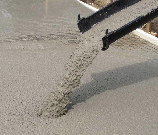 заказ бетона цены
